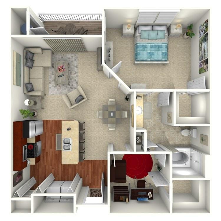 Ashworth floor plan image