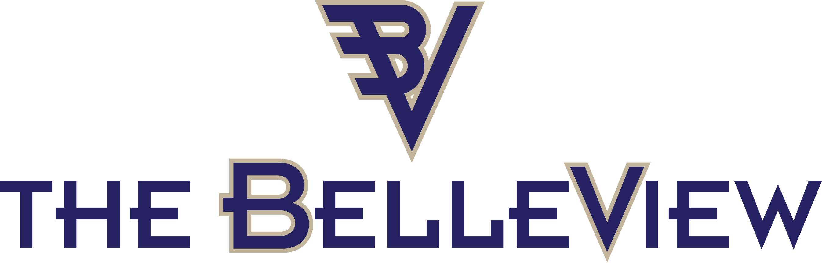 The Belleview Logo