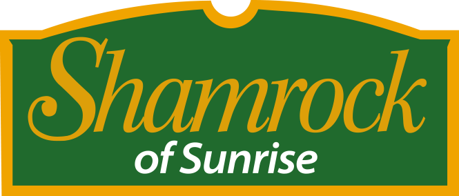 Shamrock of Sunrise Logo