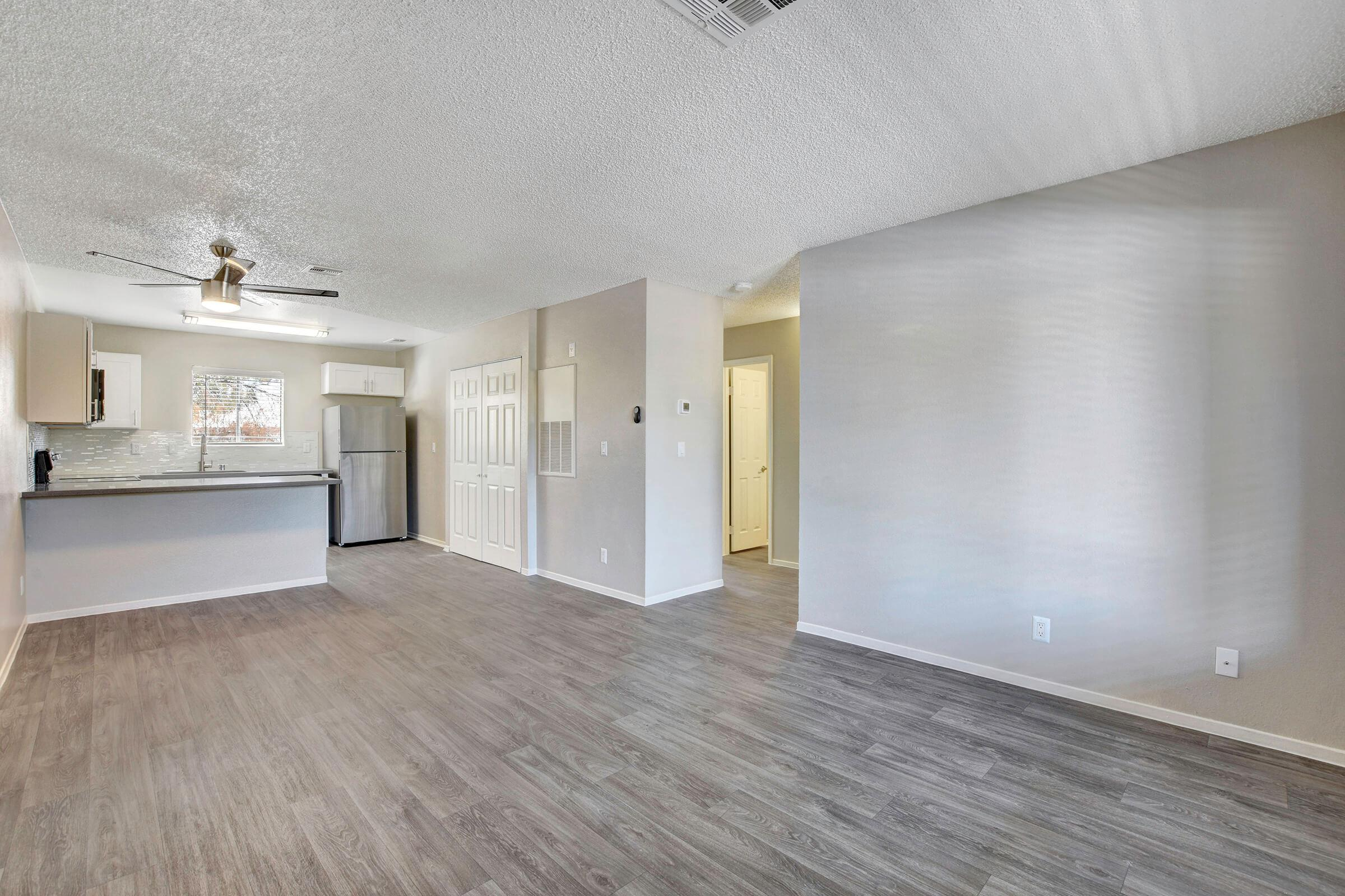 Open Floor Plans at Sunset Hills, Henderson, Nevada