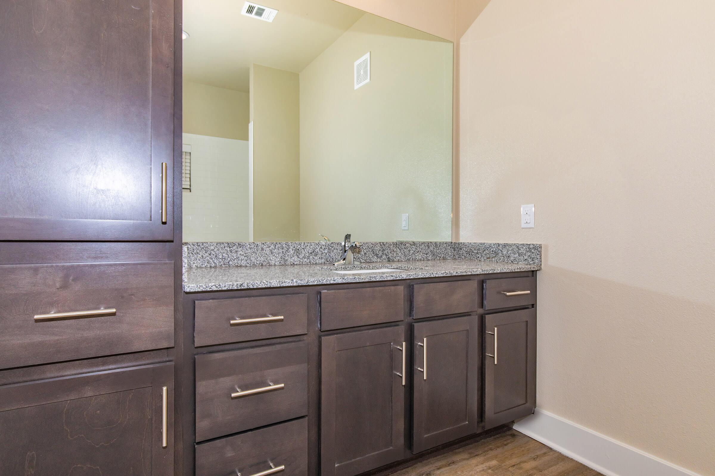 designer interior finishes  in our active adult living community