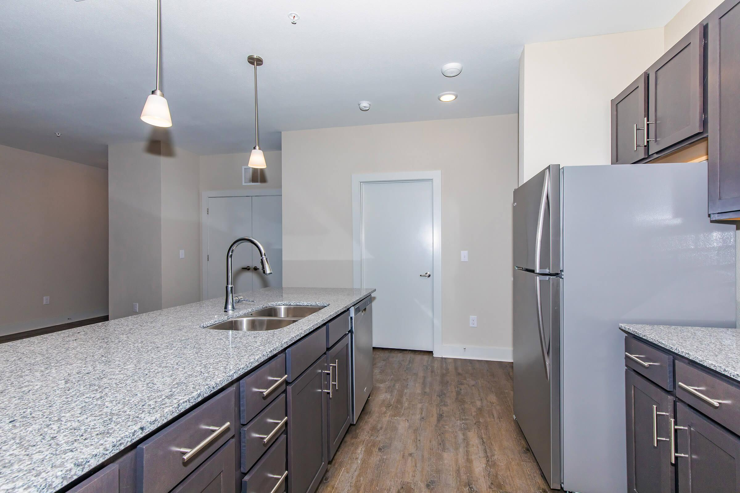 kitchens in our active adult living community