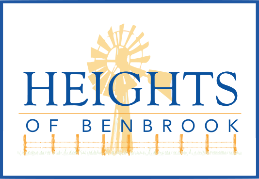 Heights of Benbrook Logo