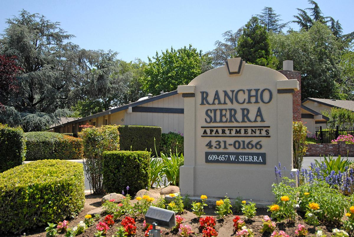 Rancho Sierra is a gated community