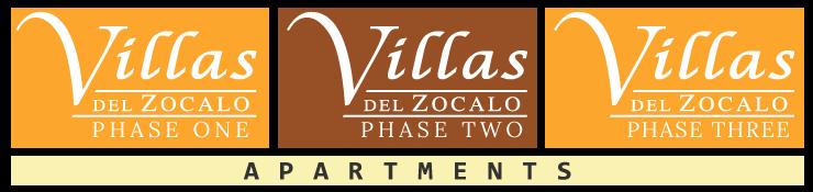 Villas del Zocalo Logo