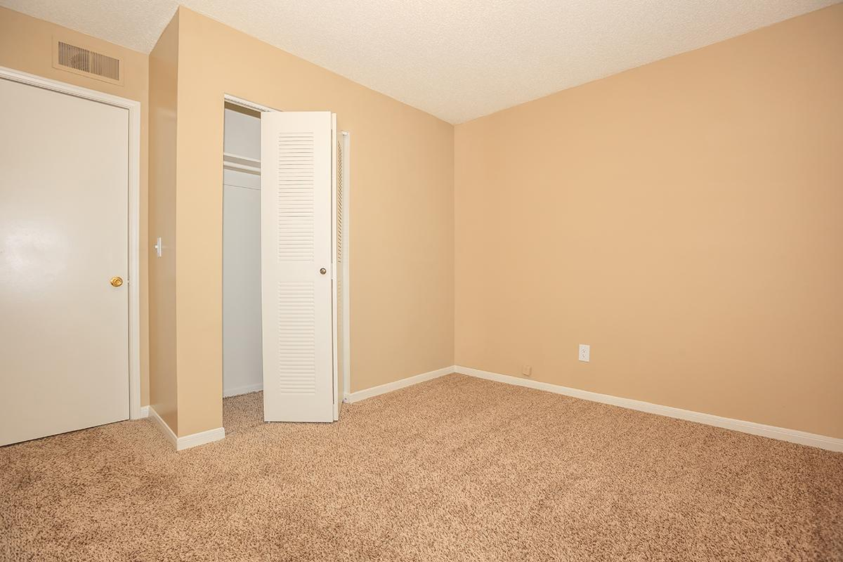 Closets and Carpeted Flooring