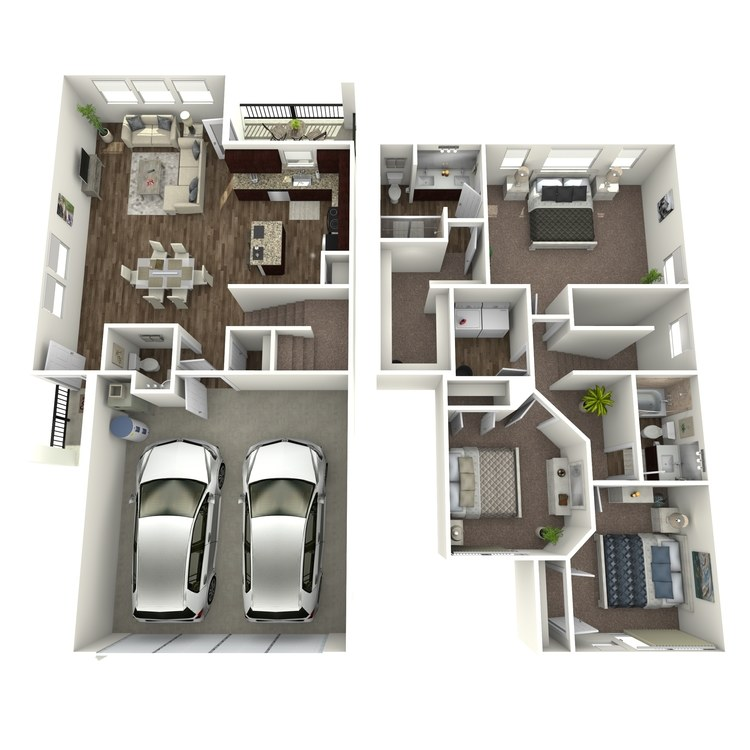 Floor plan image of 1396