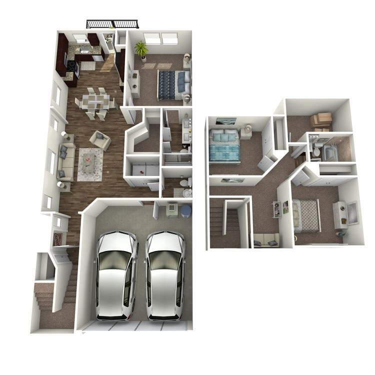 Floor plan image of 1481