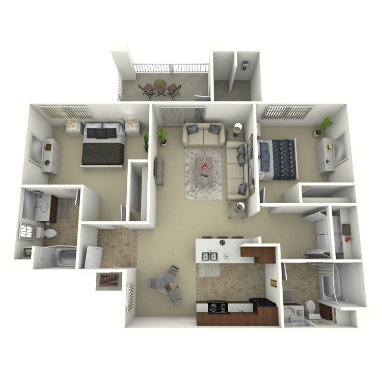 Floor plan image of Marina