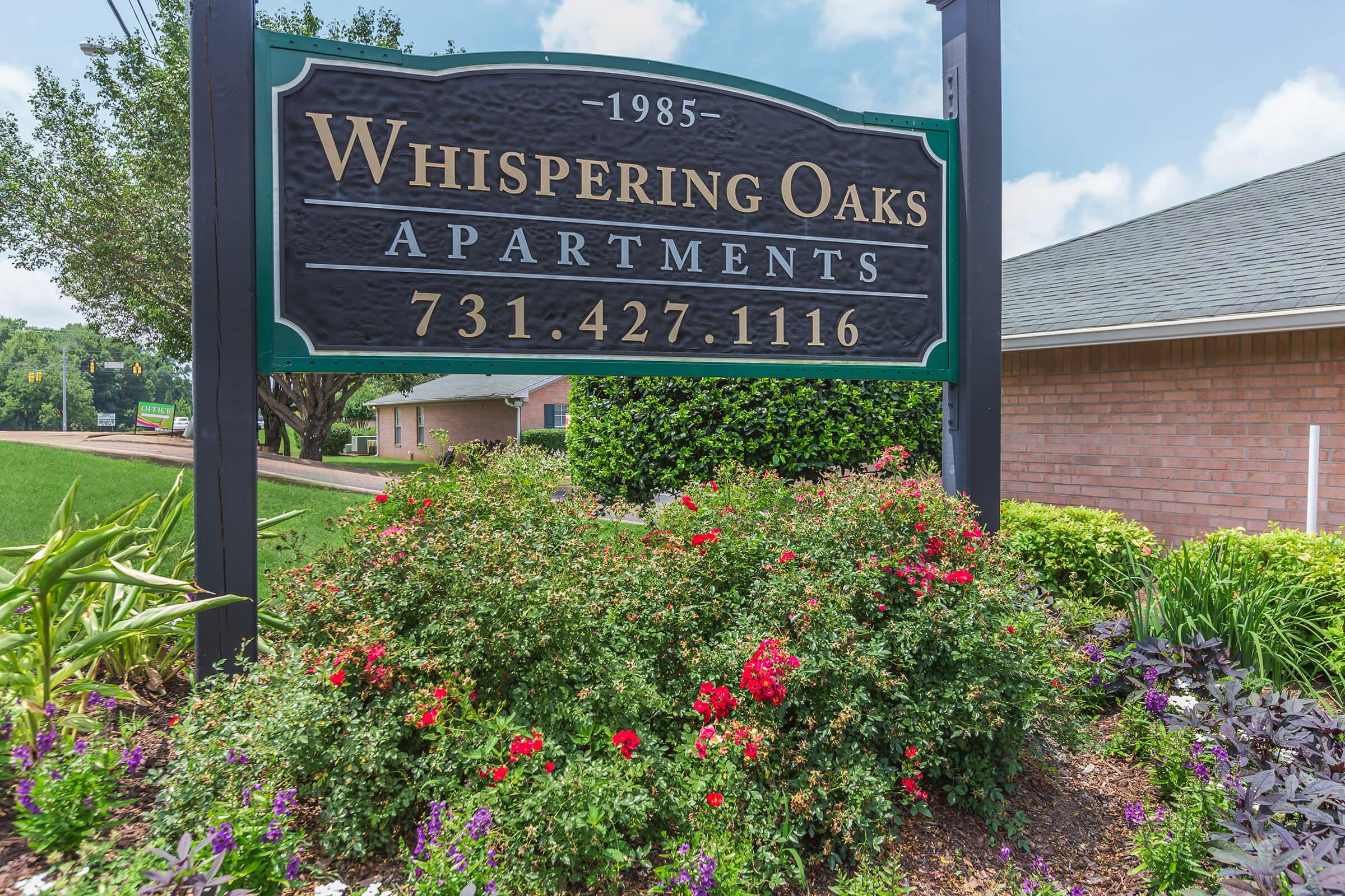 One, Two, and Three Bedroom Apartments For Rent At Whispering Oaks Jax