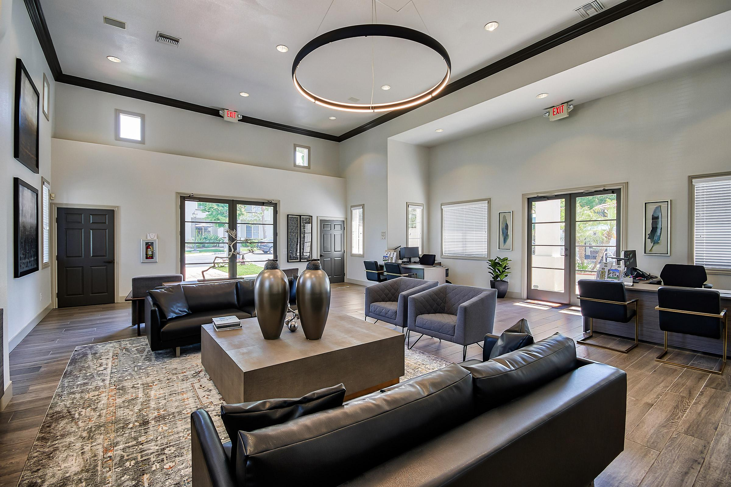 Laurel Canyon Apartment Homes community room