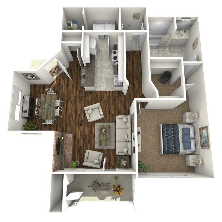 Floor plan image of Tuscona