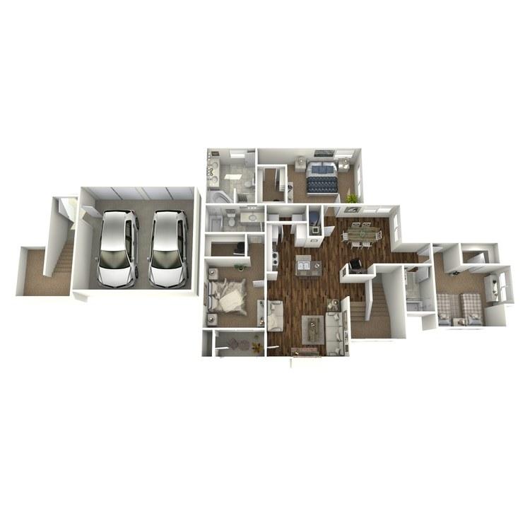Floor plan image of Verona