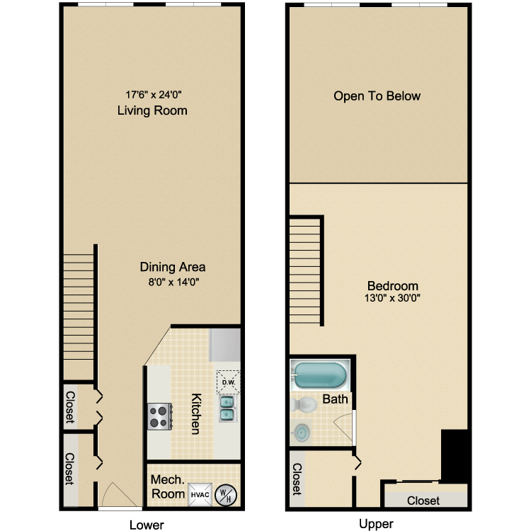 Floor plan image of The Park Place