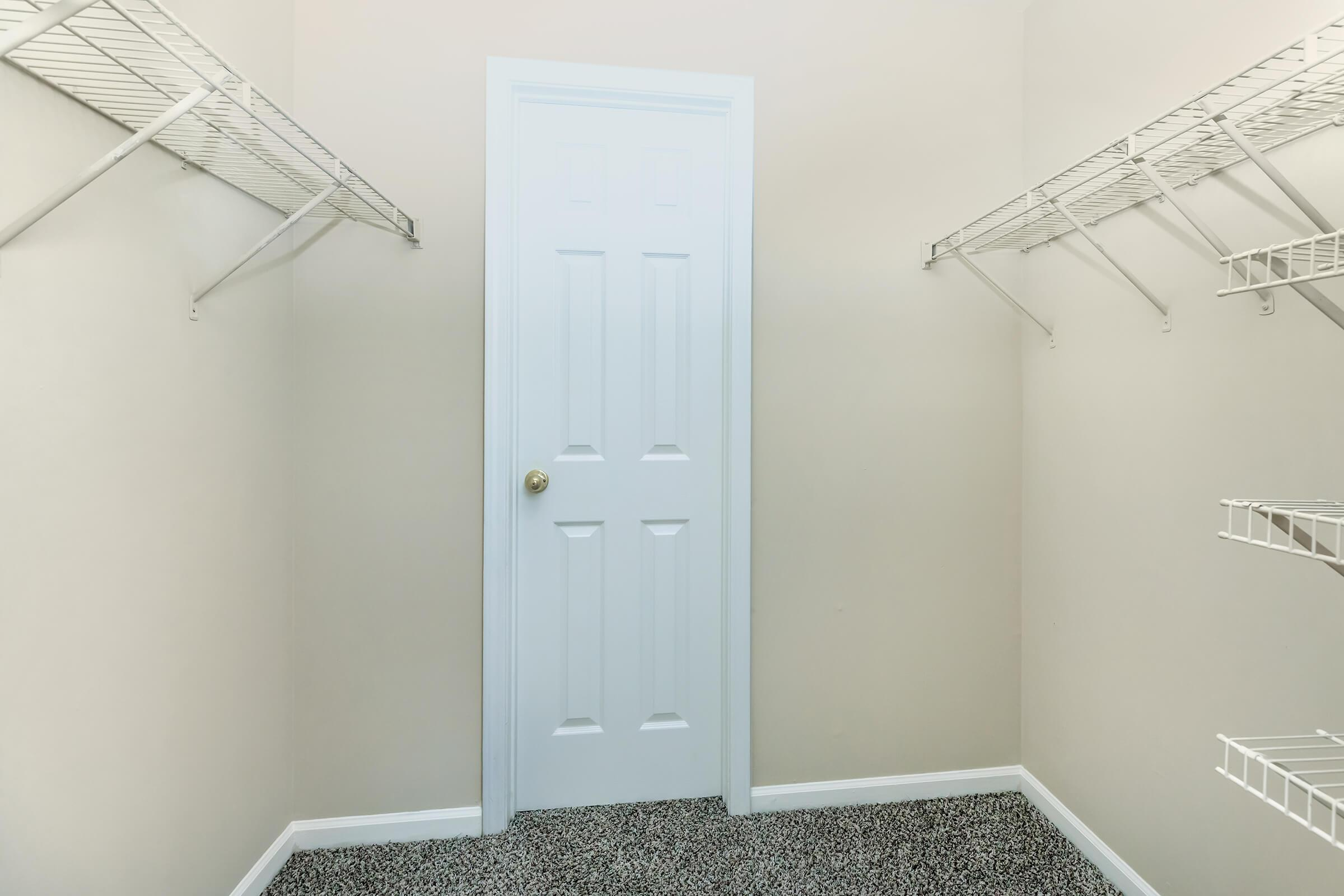 a close up of a small room