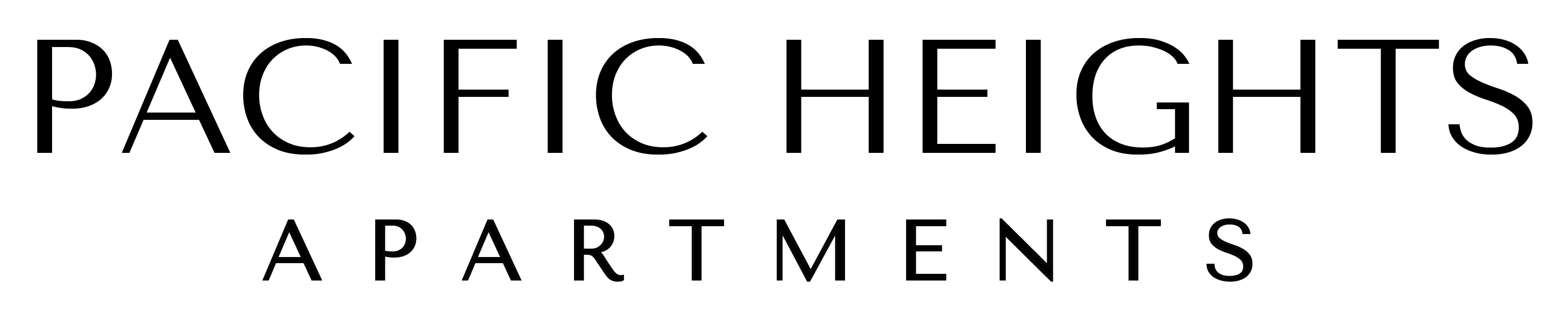 Pacific Heights Apartments Logo