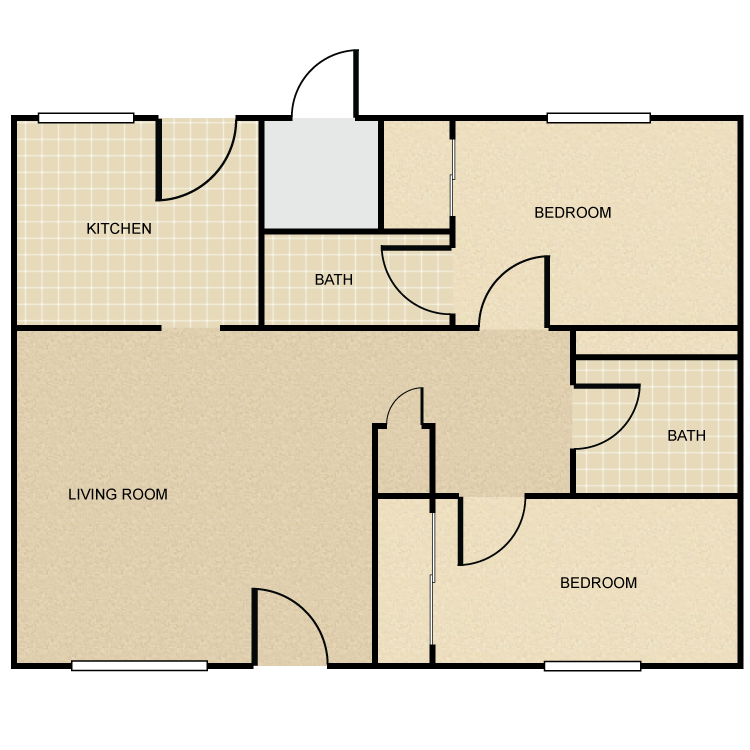 Floor plan image of Coastline