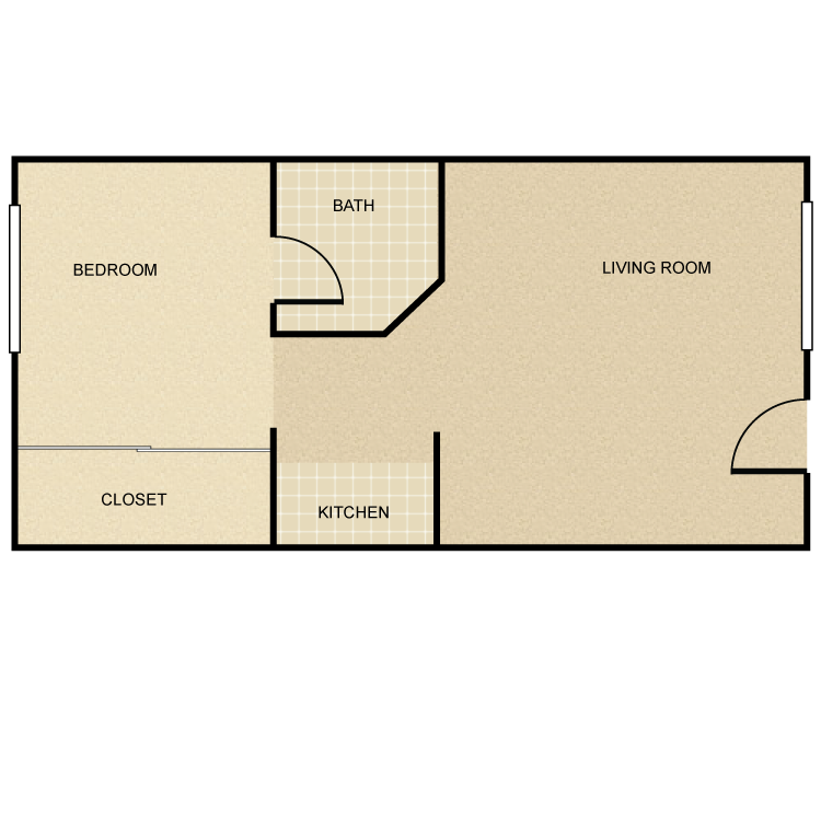Floor plan image of Reef