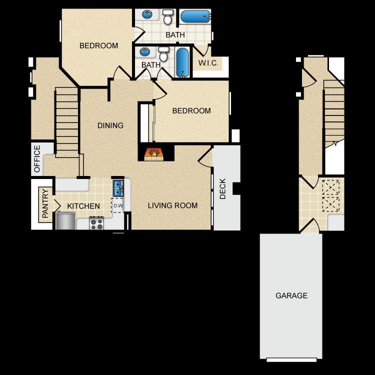 Floor plan image of Via Venizia