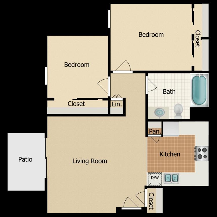 Plan 5 floor plan image