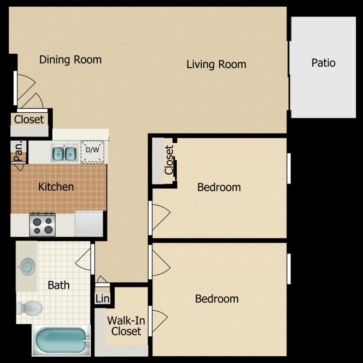 Plan 6 floor plan image