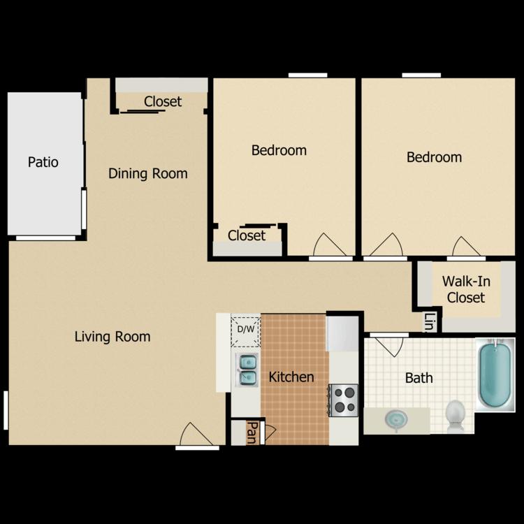 Plan 7 floor plan image