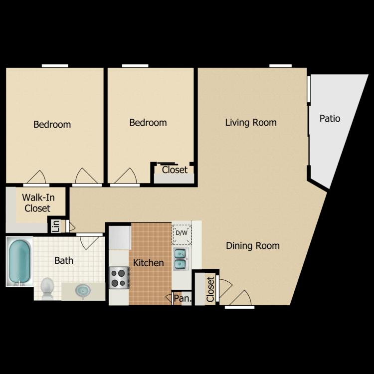 Plan 8 floor plan image