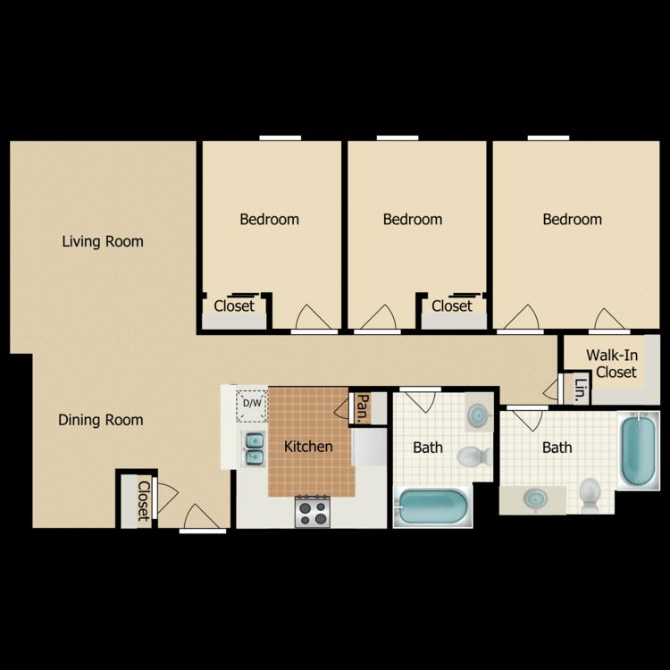 Plan 10 floor plan image