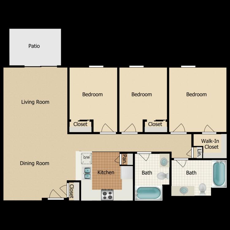 Plan 11 floor plan image