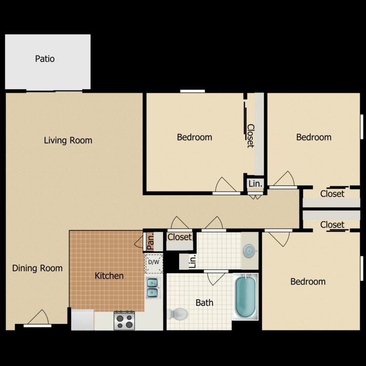 Plan 12 floor plan image