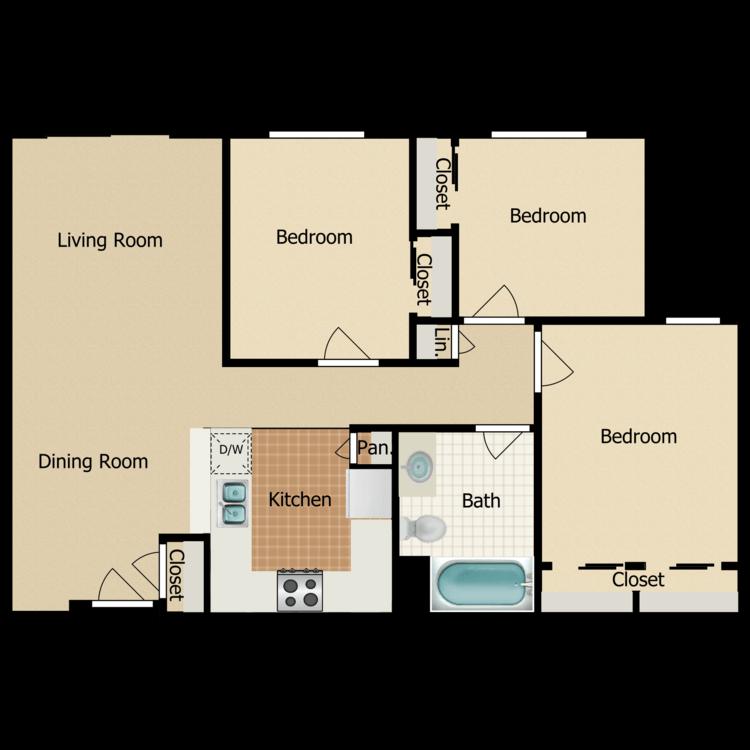 Plan 9 floor plan image