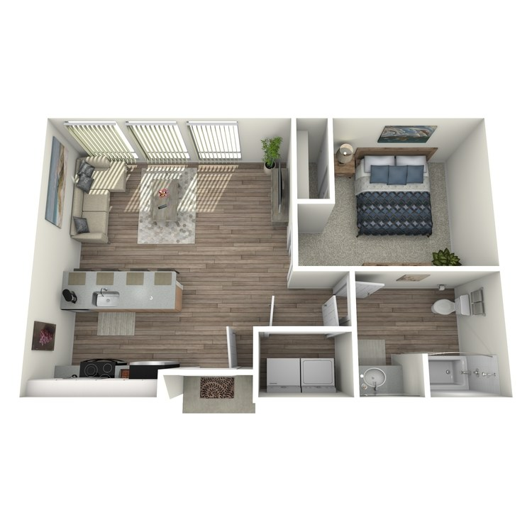Floor plan image of Chateau: A