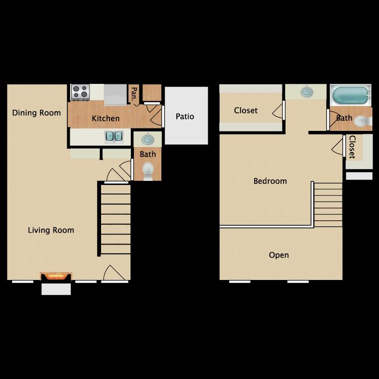 Floor plan image of Mackenzie