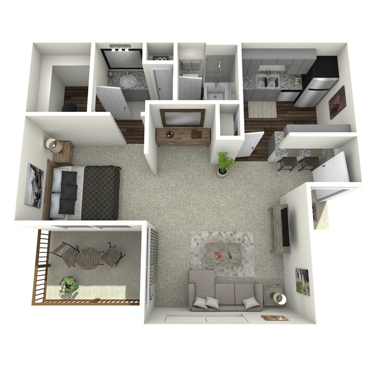 Floor plan image of Jill