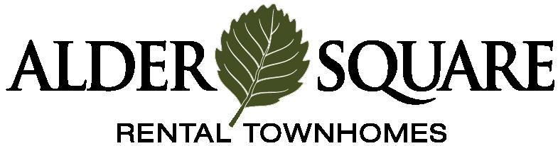 Alder Square Townhomes Logo