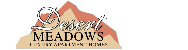 Desert Meadows Apartments Logo