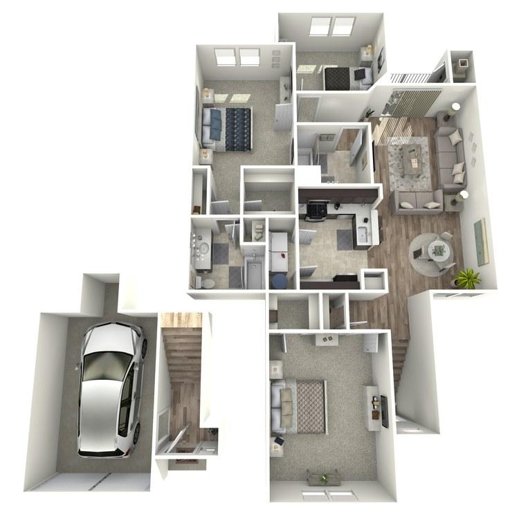 Floor plan image of Avon
