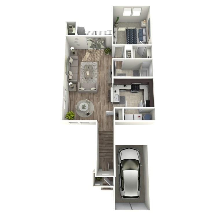 Floor plan image of Allenhurst