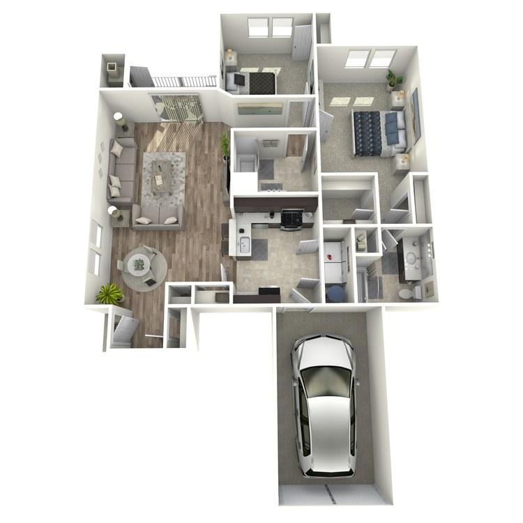 Floor plan image of Verdana