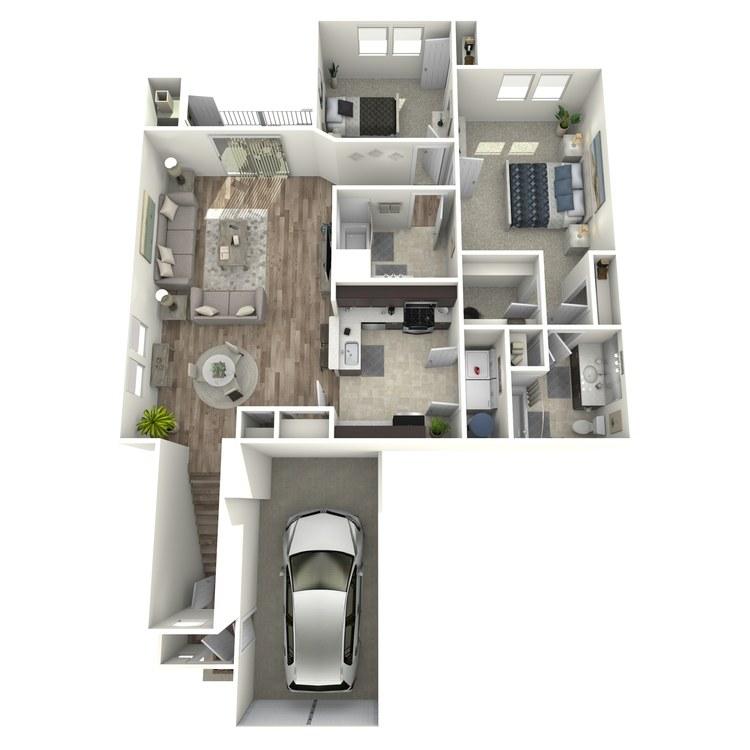 Floor plan image of Avalon