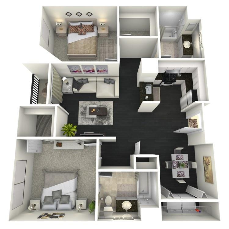 B1 floor plan image