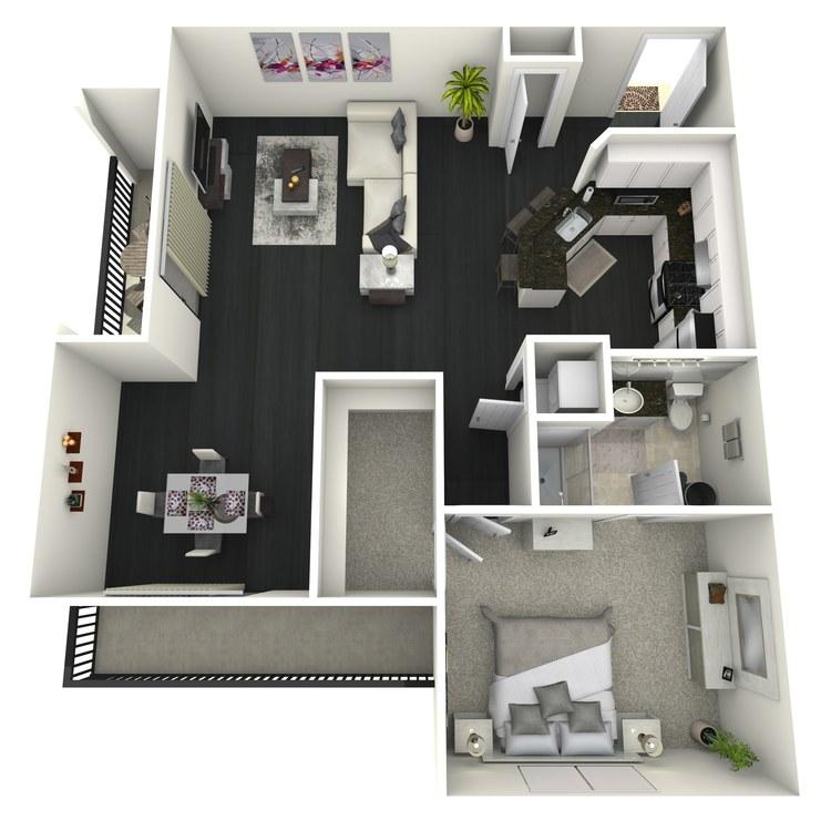 A6D floor plan image