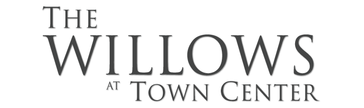 The Willows at Town Center Logo