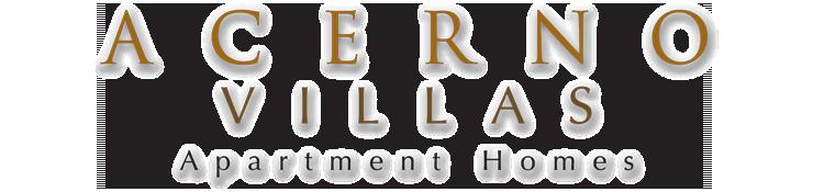 Acerno Villas Apartment Homes logo