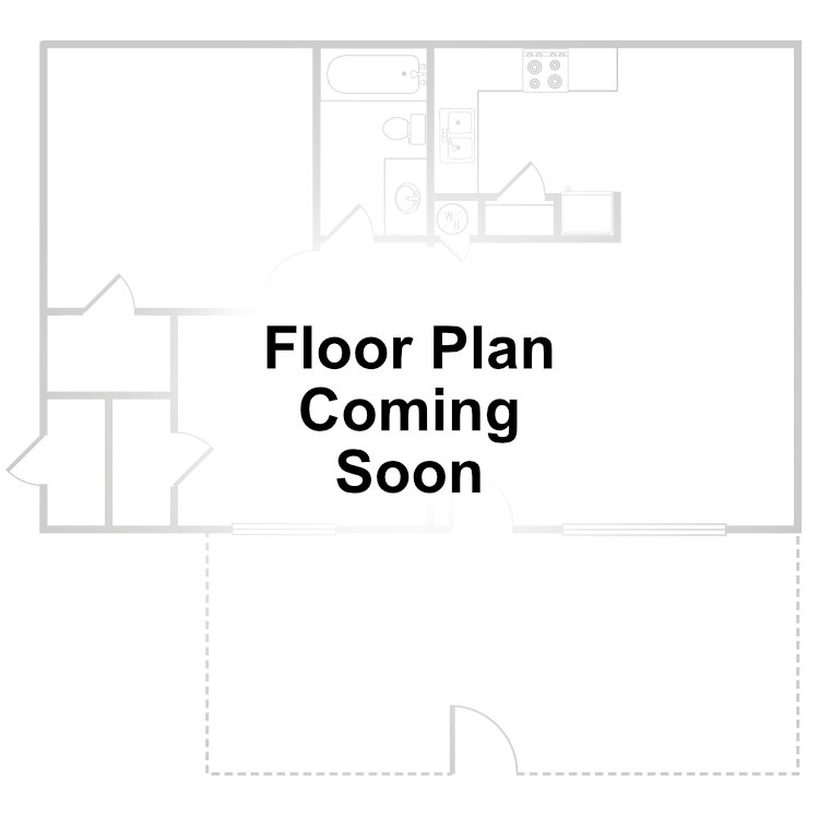 Floor plan image of Hampton
