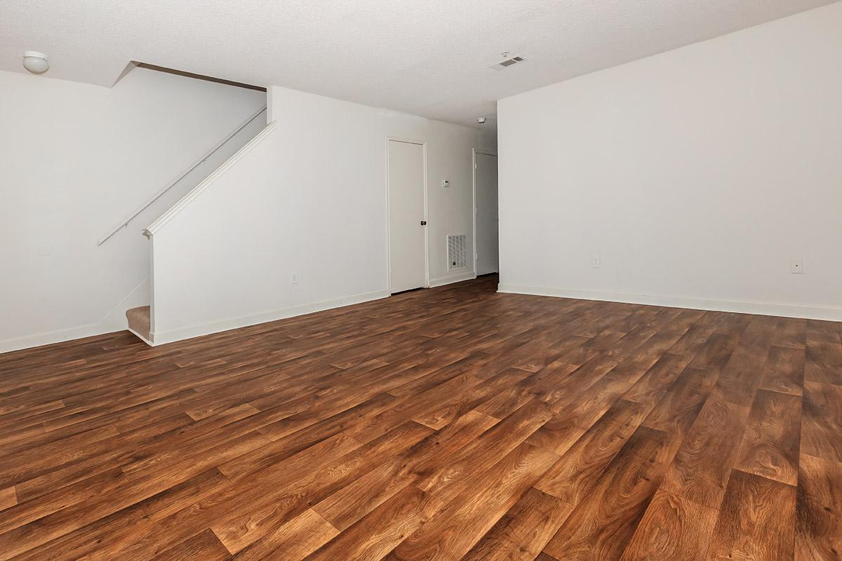 stunning hardwood floors at Cedar Pointe Apartments in Colombia, Tennessee