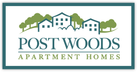 Post Woods Logo