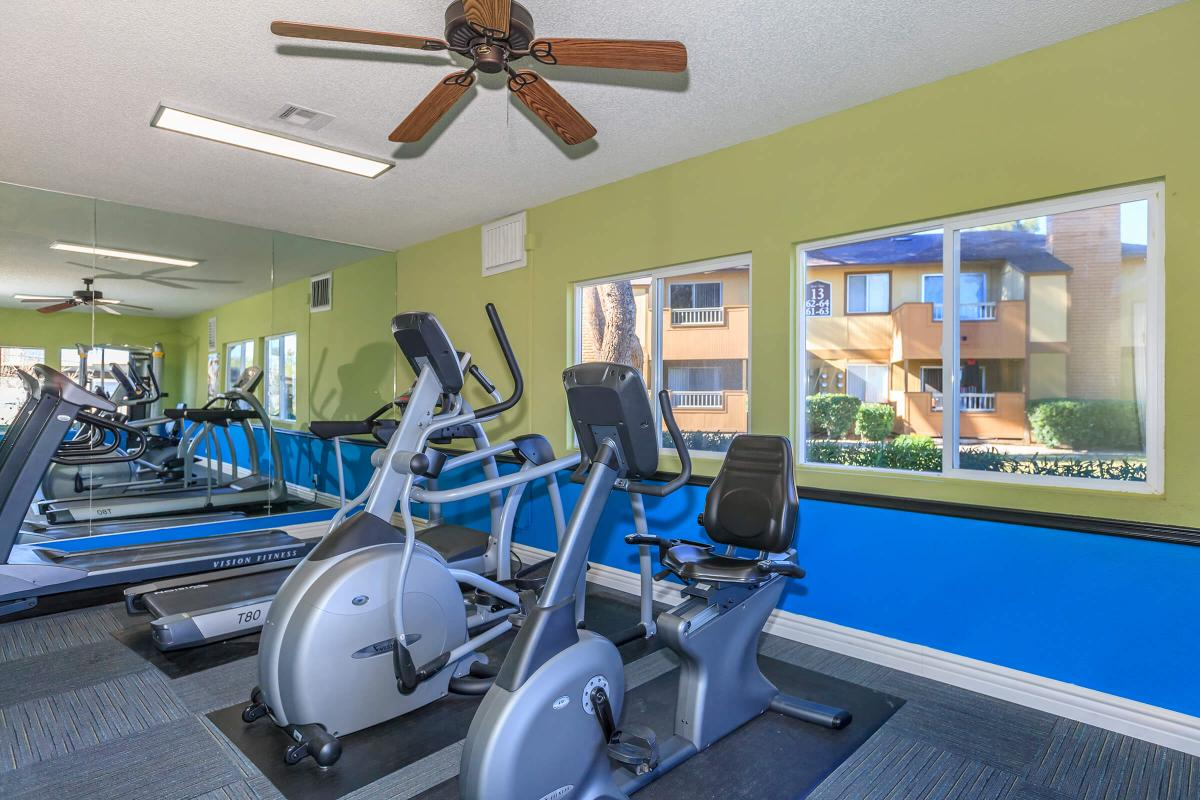 EXERCISE YOUR MIND AND BODY AT ALPINE VILLAGE