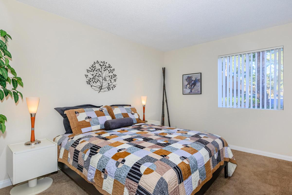 YOUR NEW BEDROOM AT ALPINE VILLAGE
