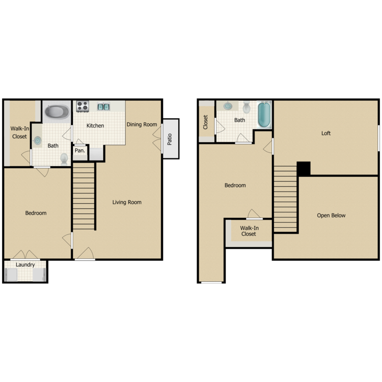 Floor plan image of The Grande II